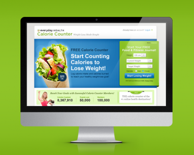 EH Calorie Counter Funnel