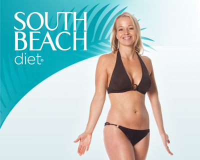South Beach Diet Testimonial Campaign