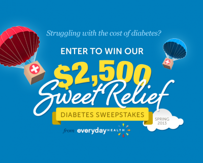 EH Sweet Relief Sweepstakes Funnel