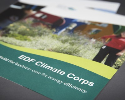 Environmental Defense Brochures