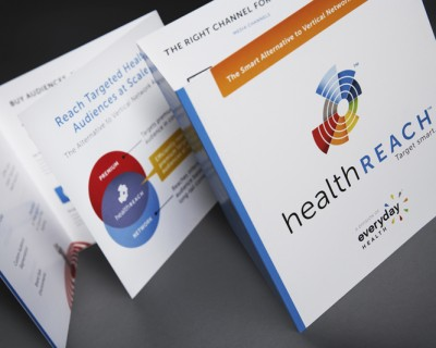 Health Reach Brand & Collateral
