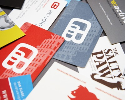 Assorted Identity & Business Cards